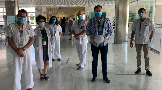 El Hospital de El Toyo ofrece wifi gratuita a pacientes y acompañantes