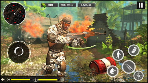 Call of World War Shooter: Free Shooting War Duty Varies with device screenshots 2