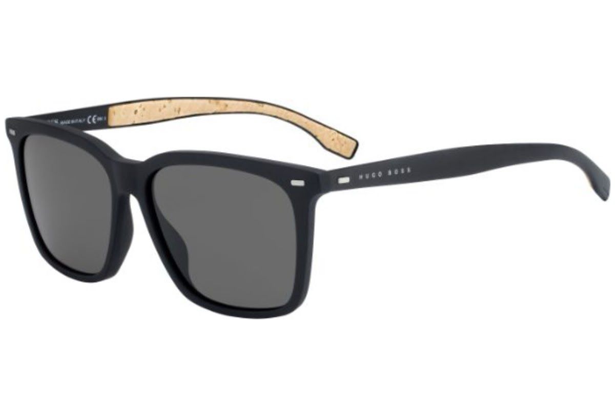 Boss Herren Sonnenbrille » BOSS 0883/S«, schwarz, 0R5/NR - schwarz