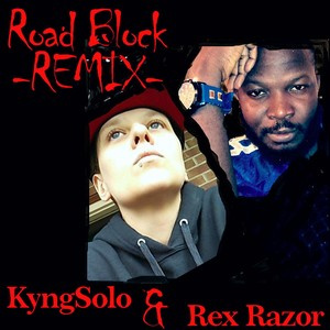 Cover Art for song Road Block_Remix