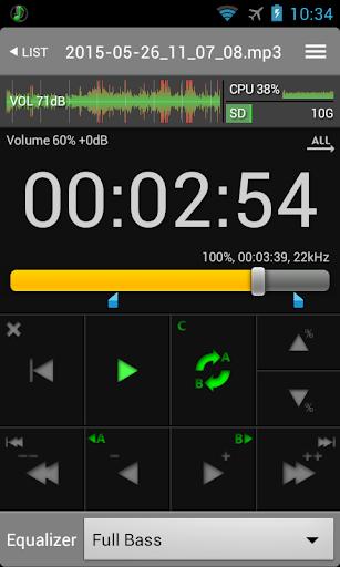 all that recorder lite screenshot 3