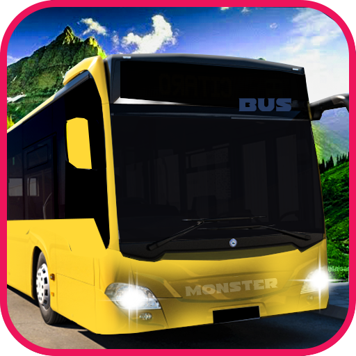 Off road hill station bus simulator real bus drive