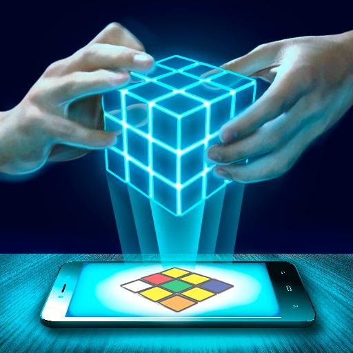 模拟のRubiks Cube 3D Simulator LOGO-記事Game