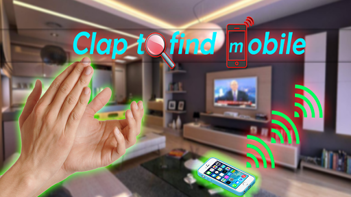 Clap To Find mobile for PC