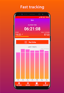 Zero Calories - fasting tracker for weight loss 80