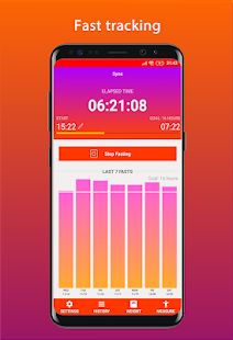 Zero Calories – fasting tracker for weight loss 2