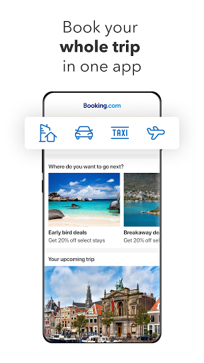 Booking.com: Hotels, Apartments & Accommodation Apk 1