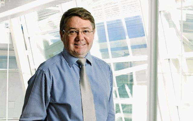 Mediclinic International CEO Danie Meintjes. Picture: FINANCIAL MAIL