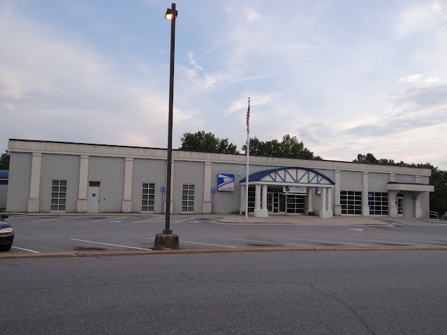 Newton, NC post office