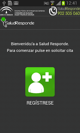 Salud Responde screenshot for Android