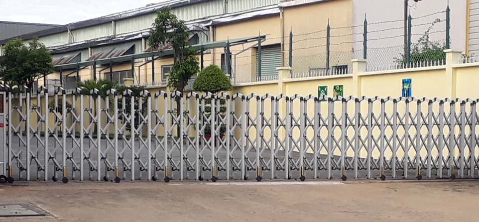 Rào chắn mang lại tính an toàn cao