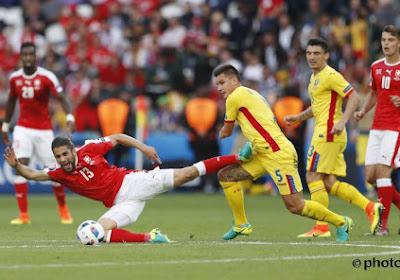 Geen winnaar in het duel tussen Zwitserland en Roemenië
