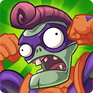 Image result for plants vs zombies heroes
