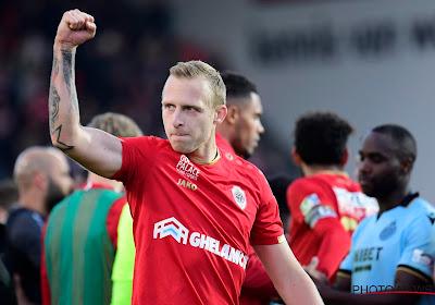 """Ritchie De Laet heeft mooie boodschap voor de supporters van Antwerp: """"Het is niet hetzelfde zonder jullie"""""""
