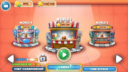 Finger Burger Legend cheat screenshots 1