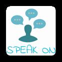 Virtual Toastmaster - Speak On icon