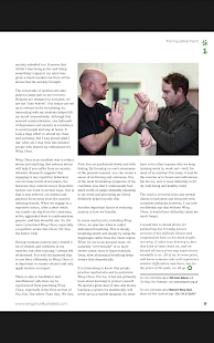 Wing Chun Illustrated- screenshot thumbnail