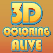3D Coloring Alive
