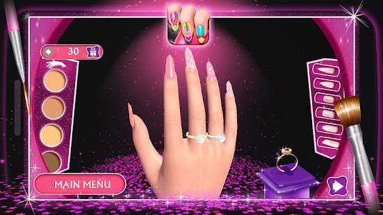 Nail art design manicure games google play solutioingenieria Image collections