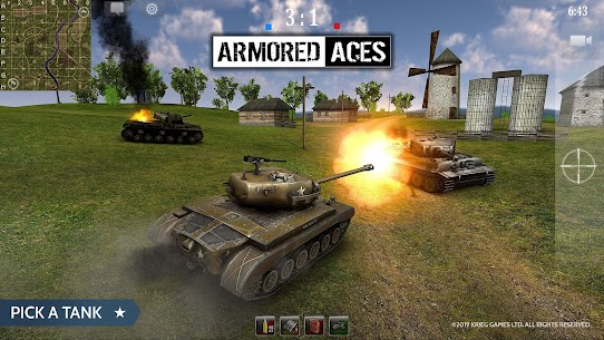 Armored Aces – Tanks in the World War 6