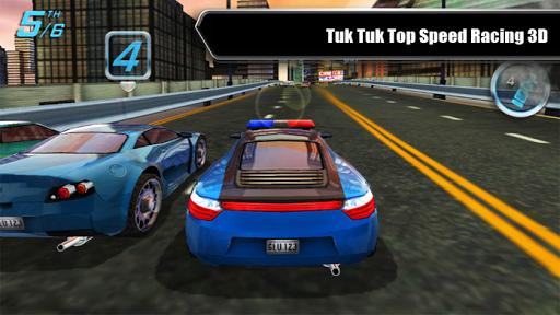 トゥクトゥクトップスピードレーシング3D