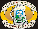 Logo for The Bier Garden