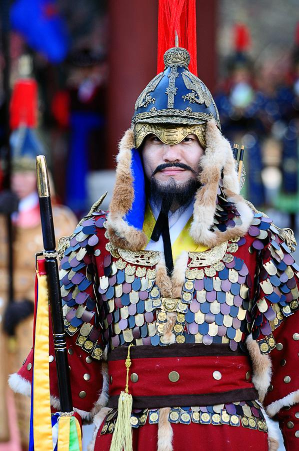 deogsugung warrior by Khoirul Huda - People Street & Candids