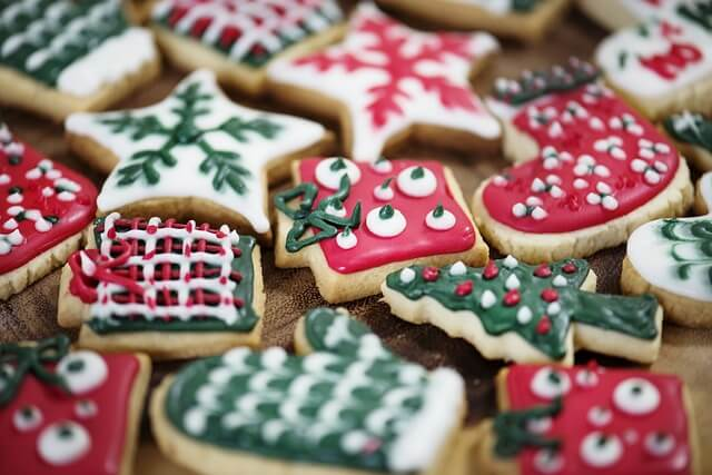 Image result for Copyright free christmas cookies