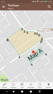 Tools for Google Maps Screenshot