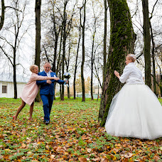 Wedding photographer Darya Plotnikova (Fotodany). Photo of 04.11.2016