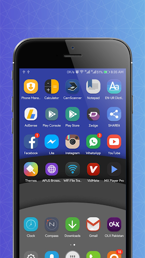 Colors Icon Pack for Huawei Emui 1.4 screenshots 2
