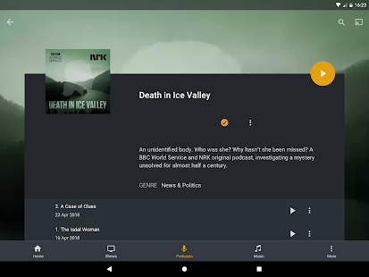 Plex for Android v7 21 0 12255 Beta [Unlocked] [Latest