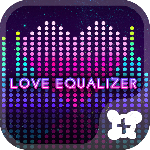 Heart wallpaper-Love Equalizer Icon
