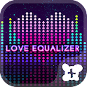 Cool wallpaper-Love Equalizer- icon
