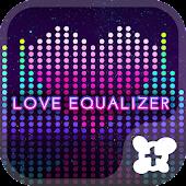 Cool wallpaper-Love Equalizer-