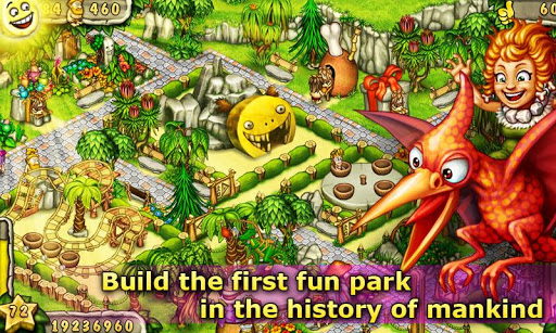 Prehistoric Park Builder screenshot 1