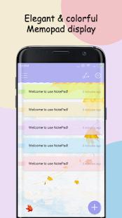 Notepad:Sticky Notes&Memo Pro Screenshot