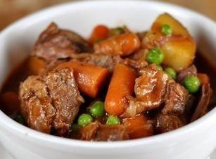 Hearty Beef Stew Slow Cooker Style Mm-m! Recipe