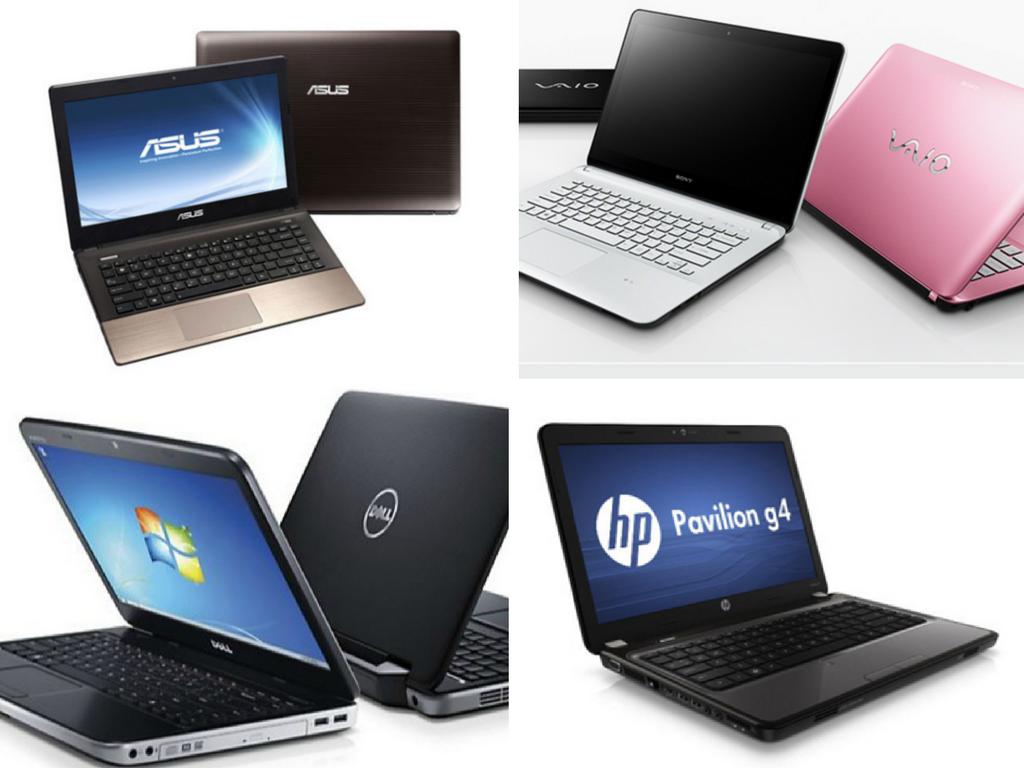 mua laptop cũ trả góp