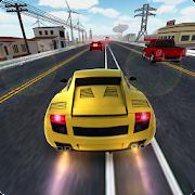 Traffic Car Racing on Highway