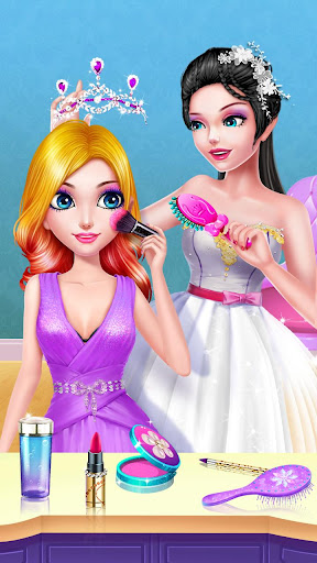 Princess Beauty Salon - Birthday Party Makeup 2.0.3151 screenshots 11