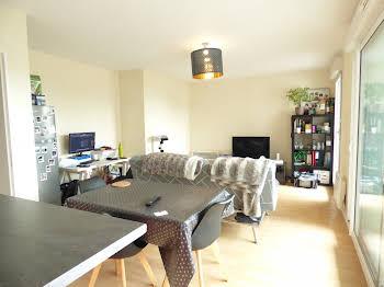 Appartement 2 pièces 43,98 m2