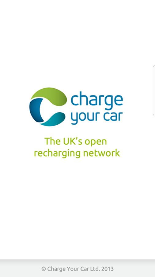 Charge Your Car- screenshot
