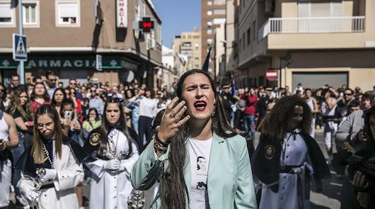 Dónde escuchar las saetas de la Semana Santa de Almería