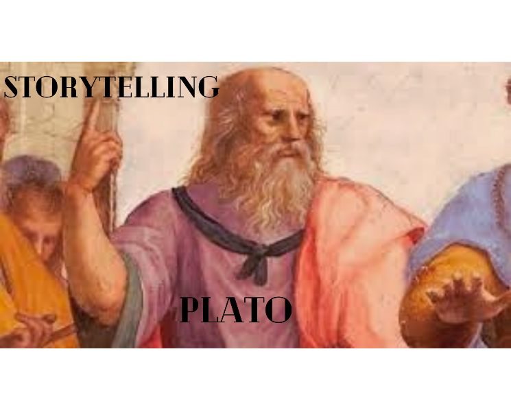 Plato in Raphael's The School of Athens