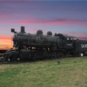 SANTA FE steam.jpg