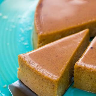 Maple Pumpkin Flan Recipe