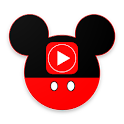Videos of Mickey Mouse icon
