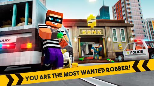 ud83dude94 Robber Race Escape ud83dude94 Police Car Gangster Chase moddedcrack screenshots 7