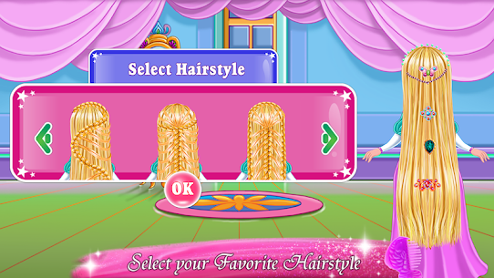 Great Hair Princess Beauty Salon 4